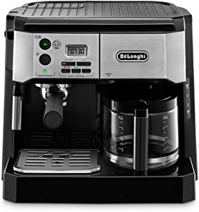 De'Longhi BCO430BM All-in-One Combination Maker & Espresso Machine